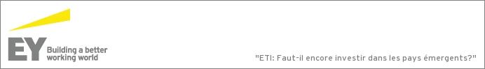 INVITATION D'EY et HSBC – «ETI: faut-il encore investir dans les pays émergents ?»