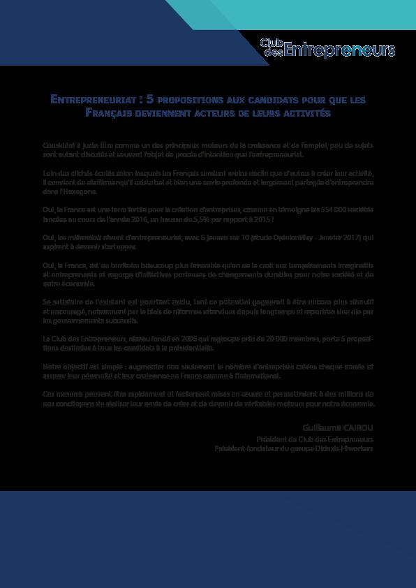 Club_des_entrepreneurs_presidentielles2017_propositions