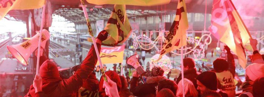 Grève : les chefs d'entreprise parisiens s'inquiètent